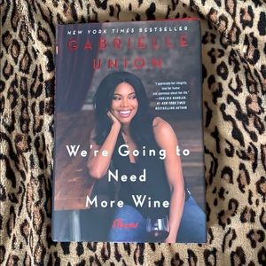 Other - Gabrielle Union   Book NEW